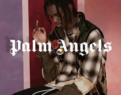 Palm Angels redesign concept
