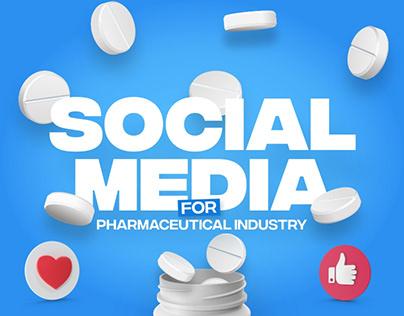 Social Media Marketing For Pharma Industry