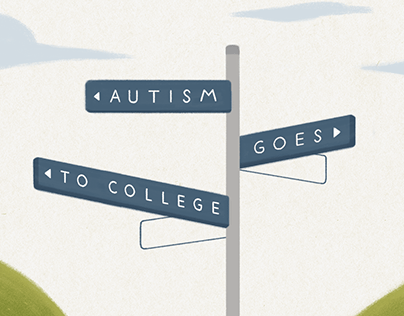 AUTISM GOES TO COLLEGE // Documentary