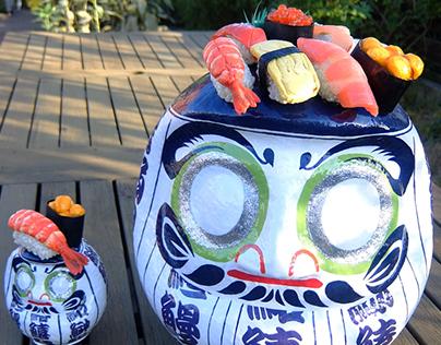 寿司だるま/SUSHI DARUMA