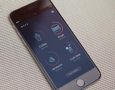Application Interface - Fitness App