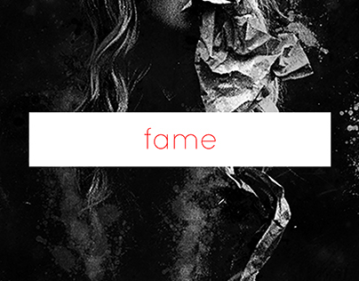 Fame Kills / Illustration + Photography