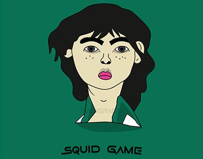 Squid Game - Kang Sae-byeok