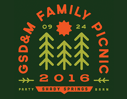 GSD&M Family Picnic