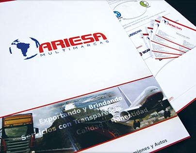 Ariesa Multimarcas (by Arandu Design)