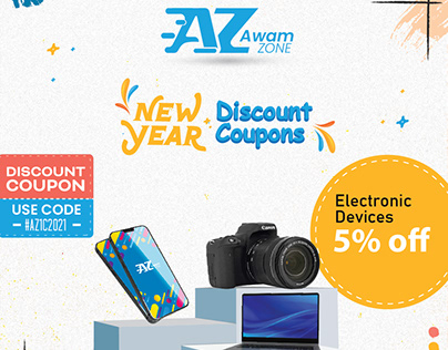 Soical Media Posts Design for the Awamzone