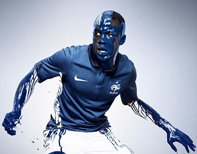 Nike FFF Retouching