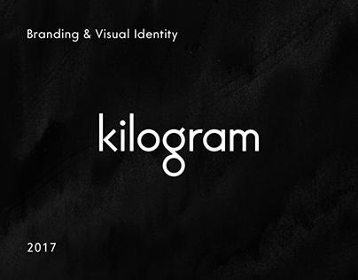 Kilogram. Branding & Visual Identity.