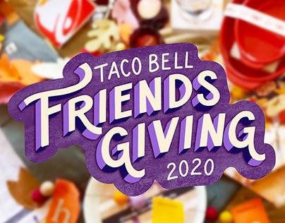 Taco Bell Friendsgiving 2020