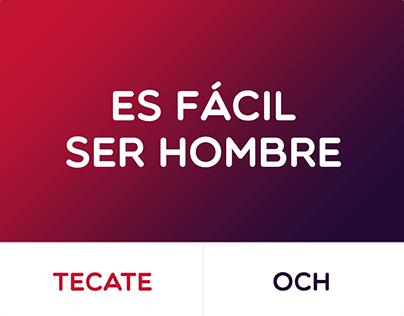 RRSS Tecate.