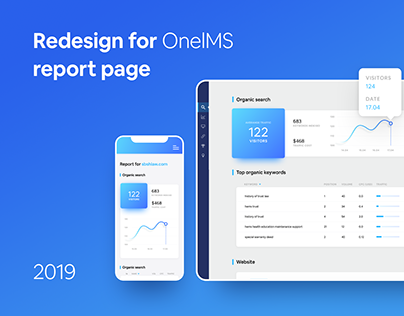 Report Page Redesign