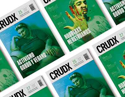 REVISTA | CRUDX