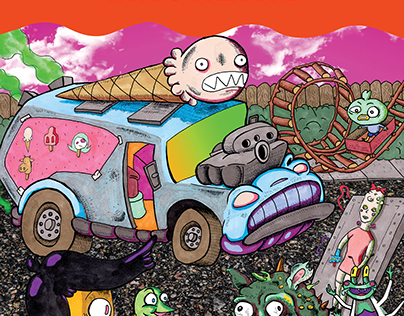 Nickelodeon Magazine Redesign