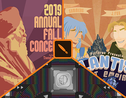 Illustrations & Posters Vol. 2