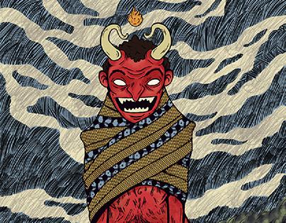 El diablo suelto
