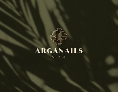 Arganails - Brand Identity