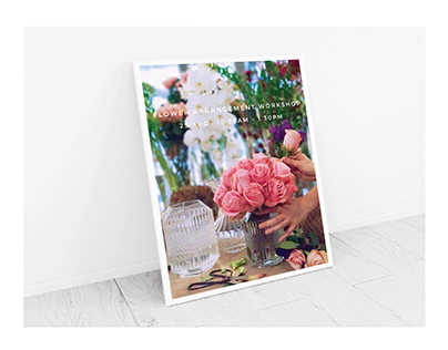 Floret & Teddies - Branding