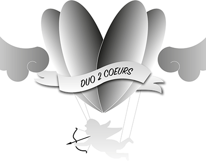 Création logo - Agence de rencontres Mixte