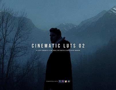 Cinematic LUTs