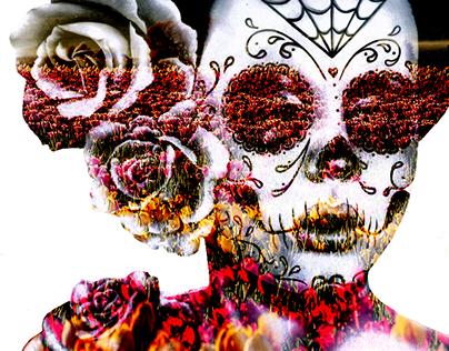 Digital Art - double exposure