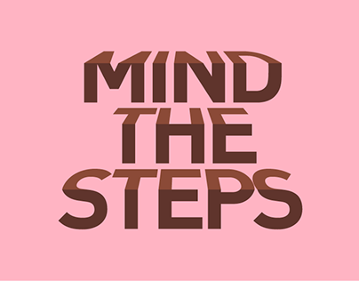 Mind the steps