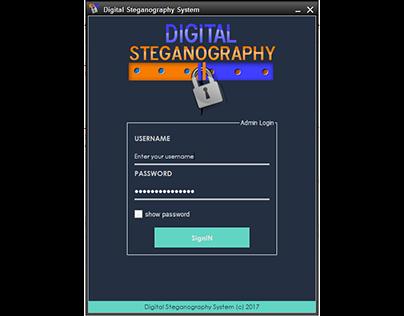 Digital Steganographic System