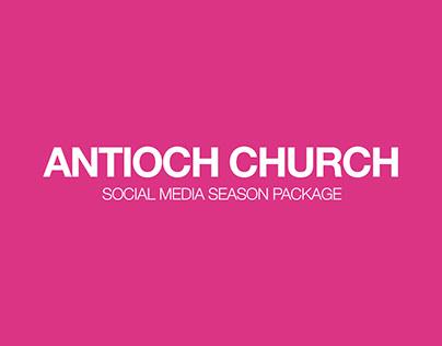 Antioch Church • Social Media Package