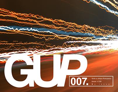 GUP Magazine     photography project