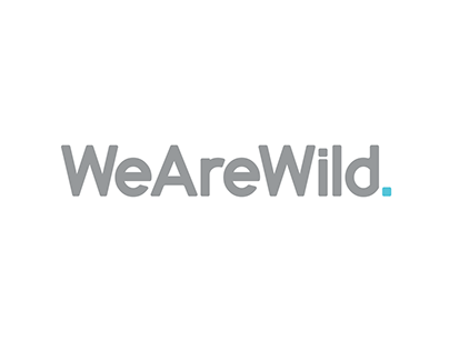 """WeAreWild Logo Animation"""