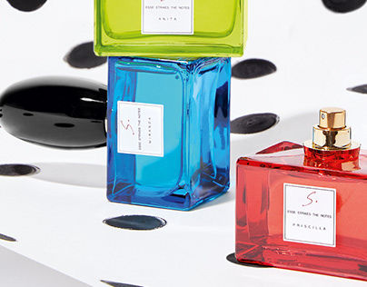 niche perfume & INSTYLE (september 2018)
