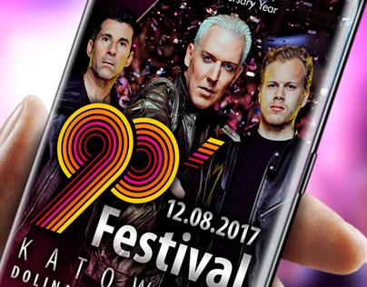 90'Festival 2017