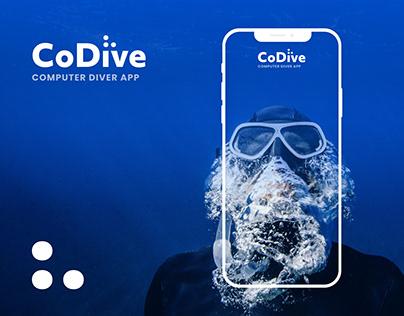 CoDive - Computer Diver App
