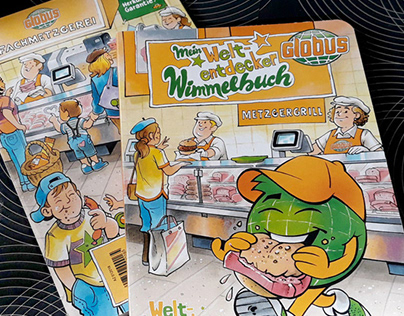 GLOBUS Children Picture Book