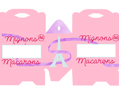 Mignons Macarons~Box Project