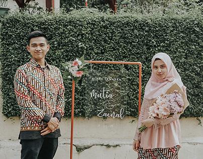 Engagement (Zaenal & Mutia)