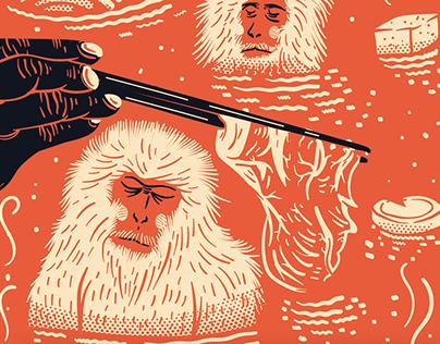 Shabu Shabu Macaques