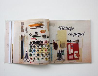 """Realizacón del libro : """"Arte y Mujer"""""""