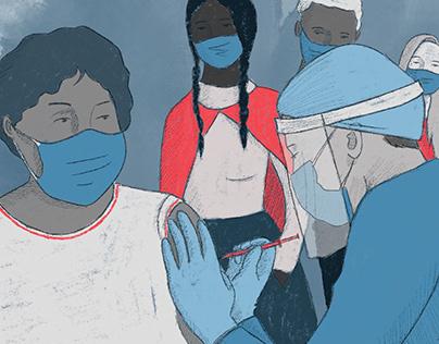 Amnistía Internacional Américas - COVID-19 Vaccine