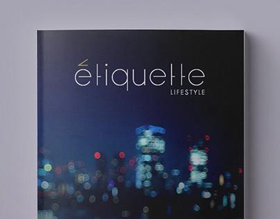 Etiquette | Magazine Design