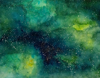 Galaxy Painting I