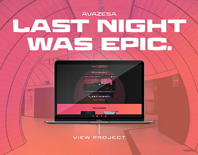 Avazesa | Responsive Mobile Website