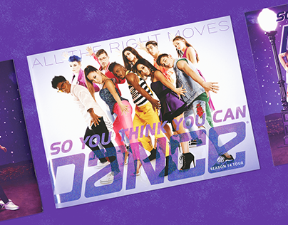 So You Think You Can Dance Season 14 Tour Book