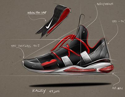 2015 Footwear Sketches