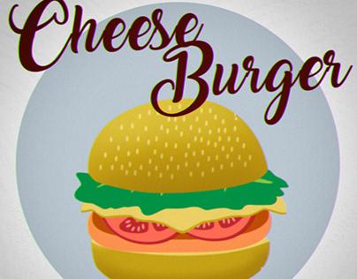 Dope animation burger
