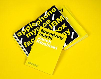 Brand Creation Guide / Jacek Kłosiński