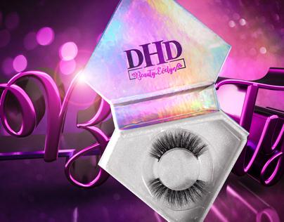 Branding concept - DhD Beaty