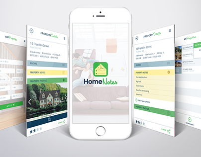 HomeNotes IPhone App