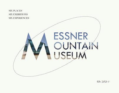 Messner Mountain Museum ― New Website '21