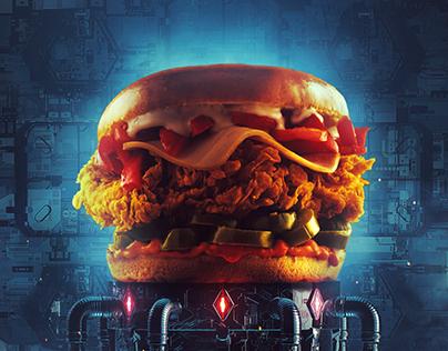 Bites Burger // Social Media Plan MAR 2020