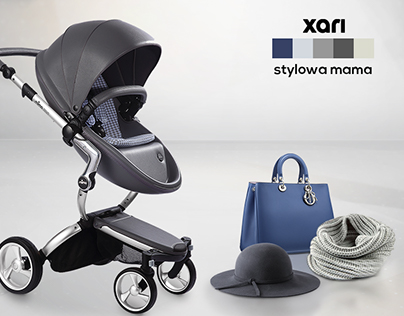 Facebook posts for shop with strollers for children